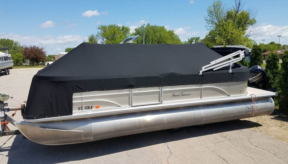 Best Pontoon Boat Covers In 2019 Review Of Top 8 Boat Covers