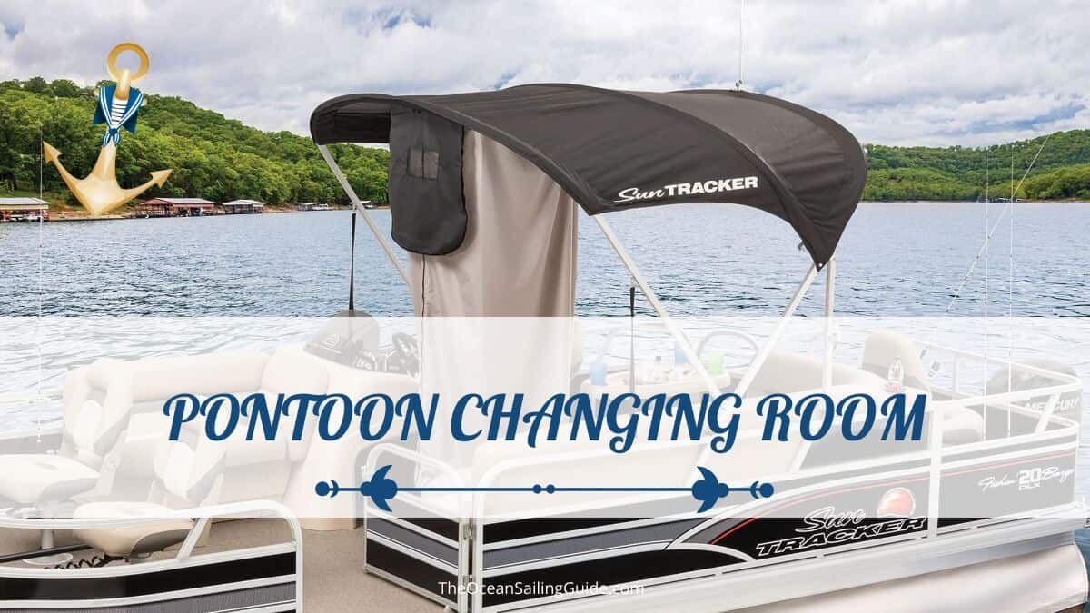 Pontoon Changing Room