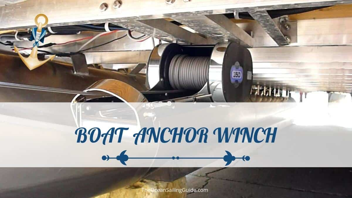 Anchor lift Kit Fishing Boats Yachts Anchor Retrieval Lifting for Canoe Kayak