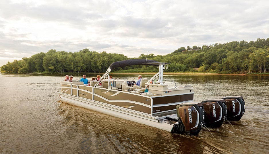 Pontoon Boat Weight Comprehensive Example List Of 60 Pontoons