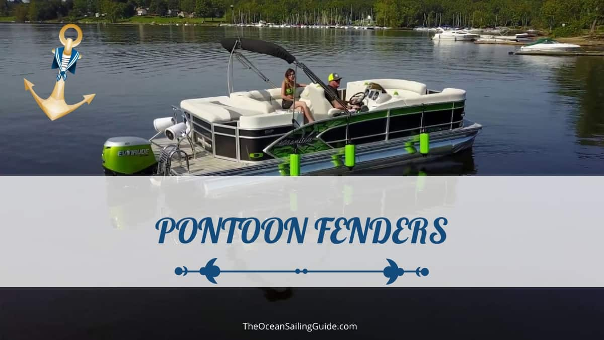 Pontoon Bumpers and Fenders