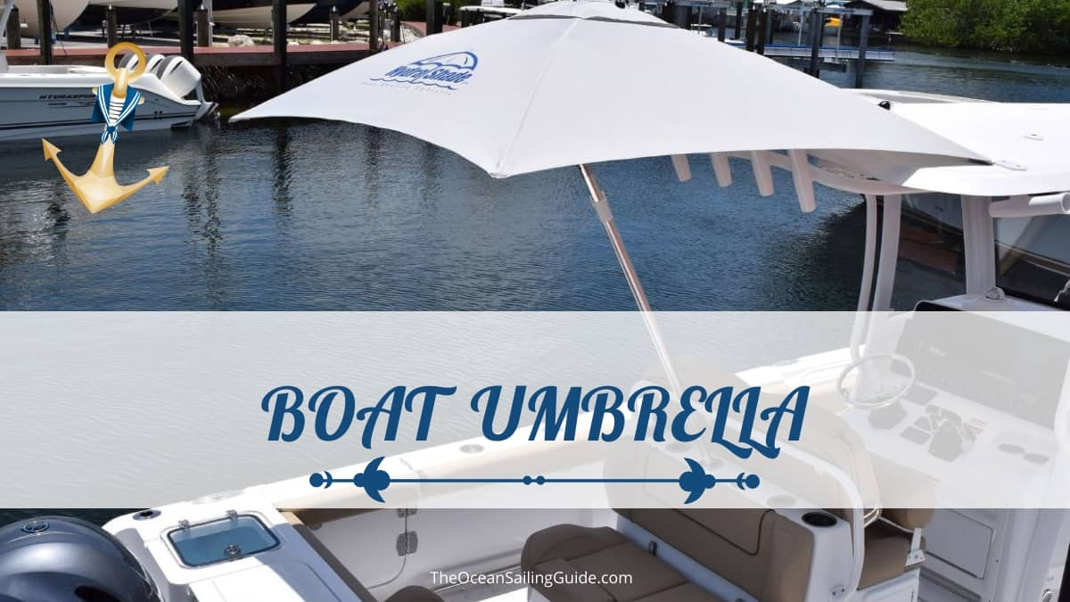 boat umbrella