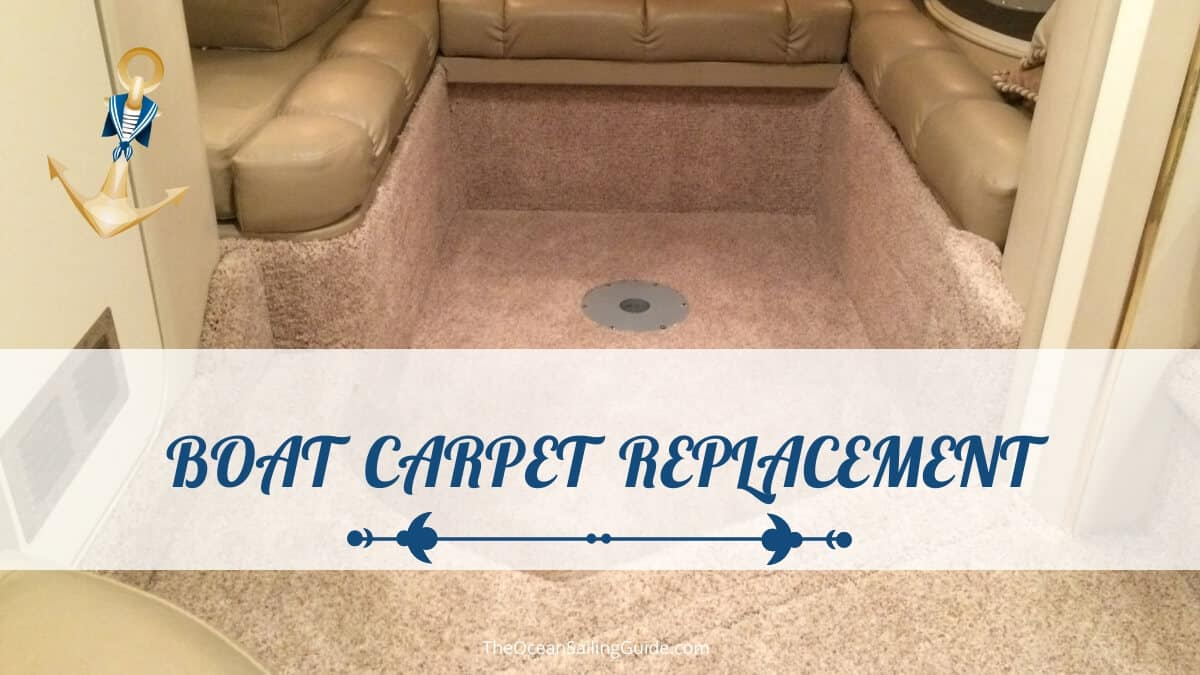 how to replace boat carpet