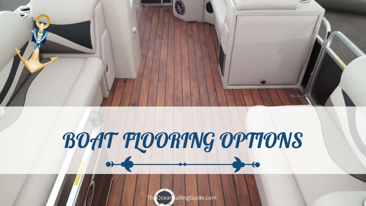 boat flooring options