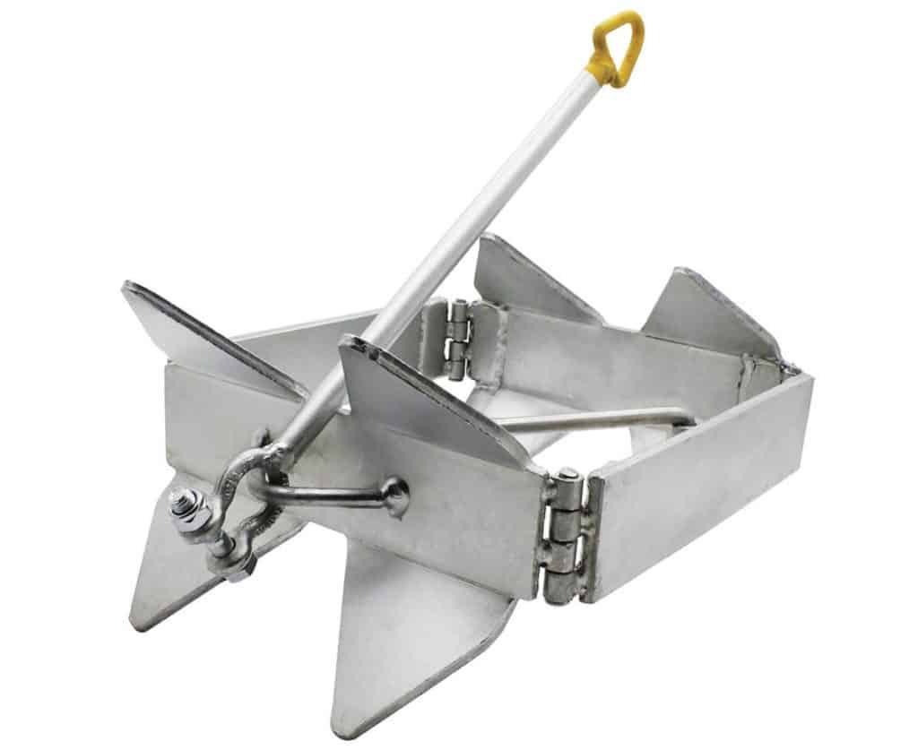 box anchor for pontoon boats