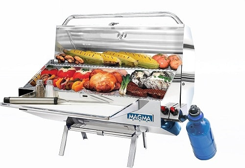 Monterey Infra-Red Gourmet Series Gas Grill