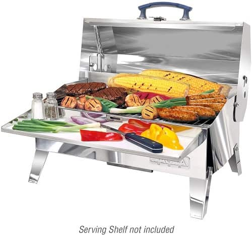 New Cabo Adventurer Marine Series Charcoal Grill Magma
