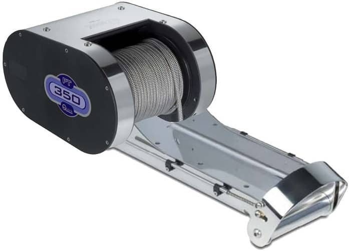 Quick PTR 350 Pontoon Windlass with Bow-Roller